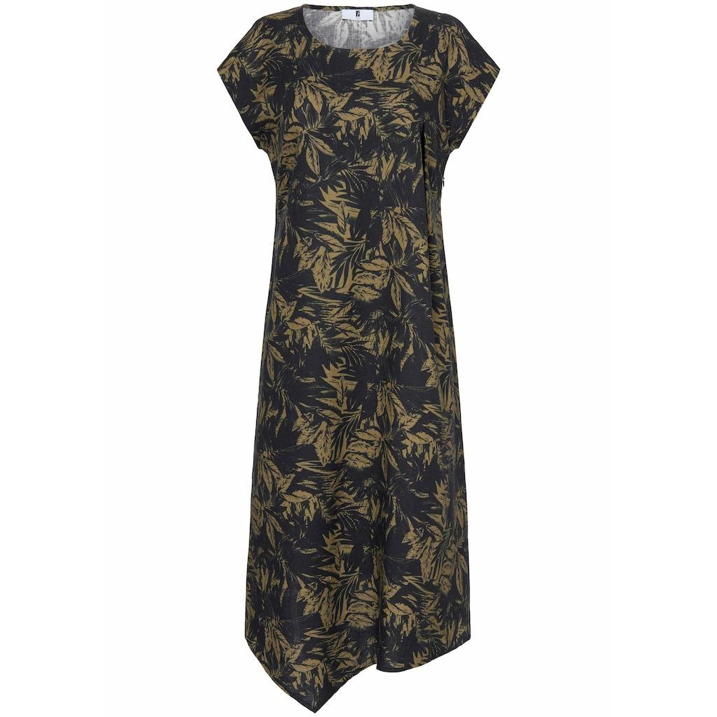 Anna Aura Maxikleid »Kleid aus 100% Leinen«