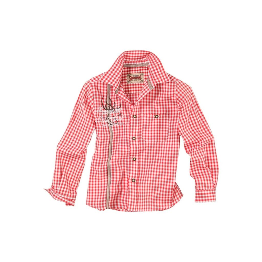 Stockerpoint Trachtenhemd, Kinder mit Stickerei