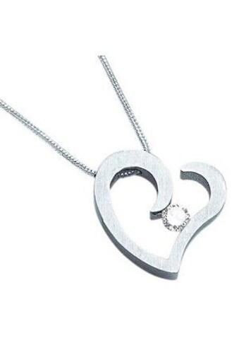 Vivance Kette mit Anhänger »Herz« kaufen
