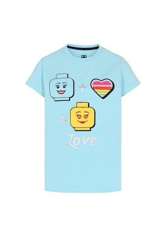 """LEGO® Wear Kurzarmshirt »M12010074«, """" mit Legofiguren Druck"""" kaufen"""