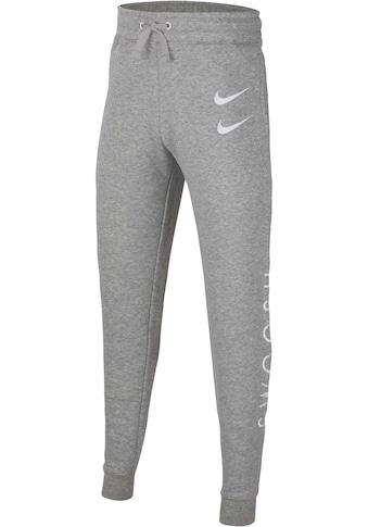 Nike Sportswear Jogginghose »BOYS SWOOSH PANTS« kaufen