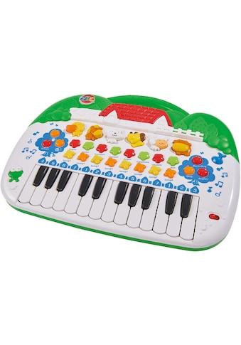 SIMBA Spielzeug-Musikinstrument »ABC Tierkeyboard« kaufen