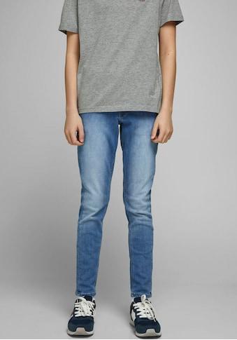 Jack & Jones Junior 5-Pocket-Jeans »JJILIAM JJORIGINAL AGI 0« kaufen
