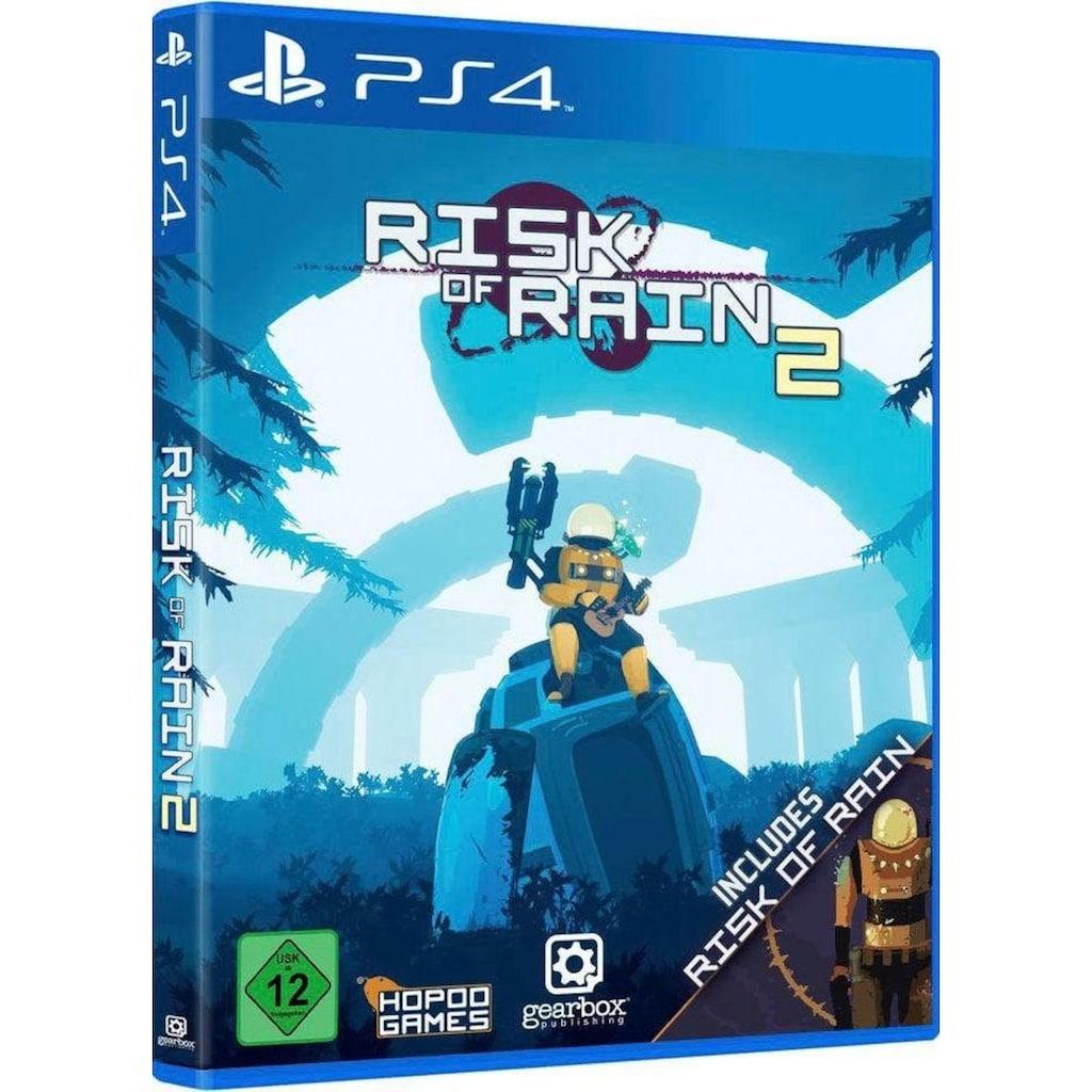 Gearbox Publishing Spiel »Risk of Rain 2«, PlayStation 4