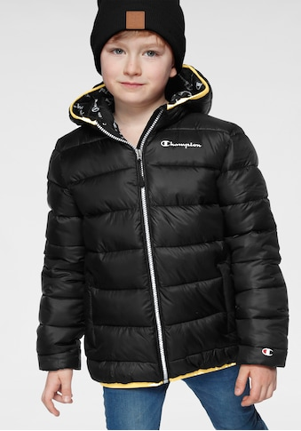 Champion Winterjacke »HOODED JACKET« kaufen