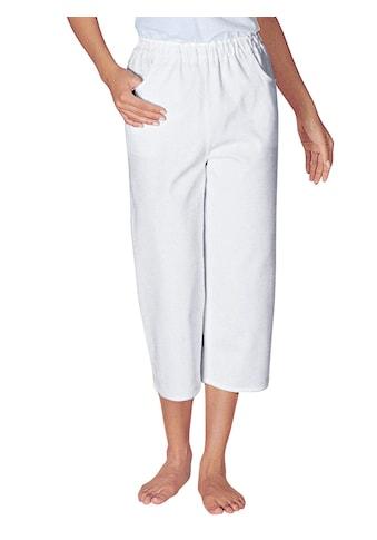 Classic Basics Capri - Hose aus reiner Baumwolle kaufen