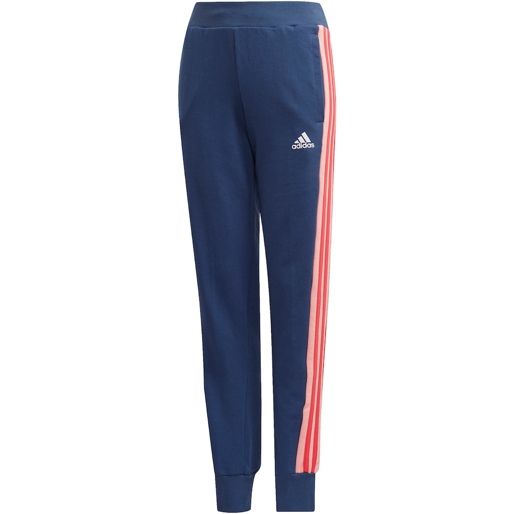 adidas Performance Jogginganzug »JOUNG GIRL HOOD COTTON TRACKSUIT« (Set, 2 tlg.)