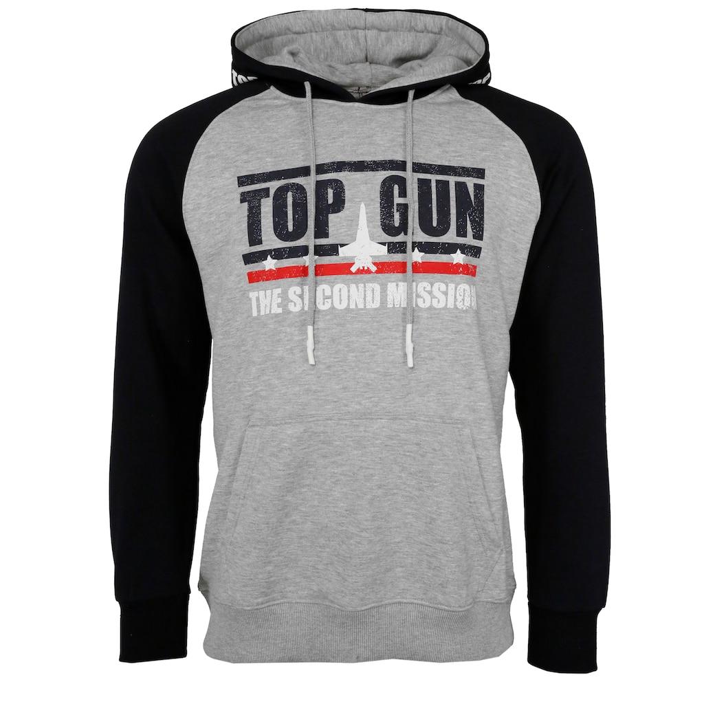 TOP GUN Kapuzenpullover »TG20212022«