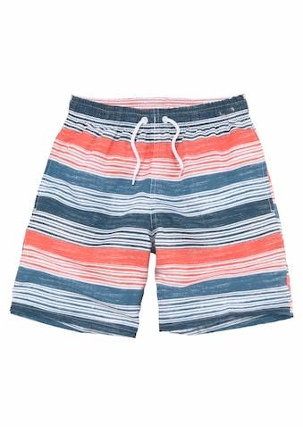 s.Oliver Beachwear Badeshorts, mit Kontraststreifen kaufen