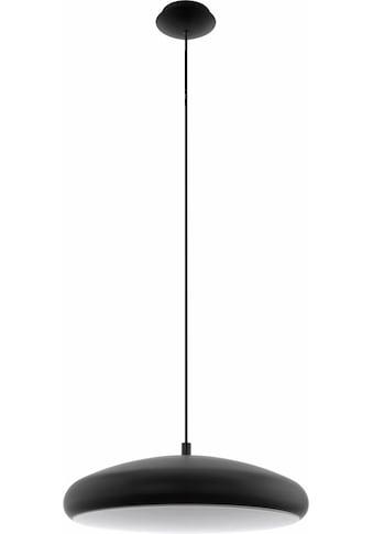 EGLO LED Pendelleuchte »RIODEVA-C«, LED-Board, Neutralweiß-Tageslichtweiß-Warmweiß-Kaltweiß, Hängeleuchte, EGLO CONNECT, Steuerung über APP + Fernbedienung, BLE, CCT, RGB, dimmbar, Farbwechsel kaufen