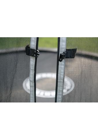 50NRTH Gartentrampolin »Sportspower«, Ø 366 cm, mit Sicherheitsnetz, schwarz kaufen