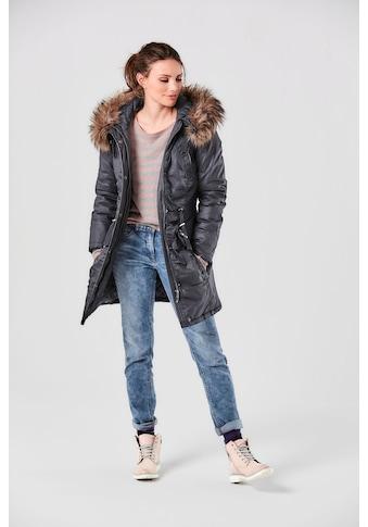 Aniston SELECTED Parka, mit winterwarmer Fütterung kaufen
