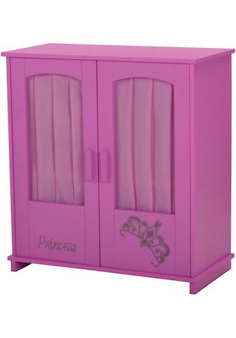 Knorrtoys® Puppenkleiderschrank »diadem pink« kaufen