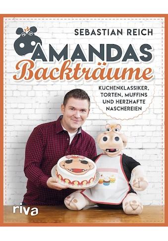 Buch »Amandas Backträume / Sebastian Reich« kaufen