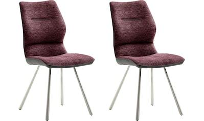 MCA furniture 4-Fußstuhl »Orlando«, Stuhl belastbar bis 120 Kg kaufen