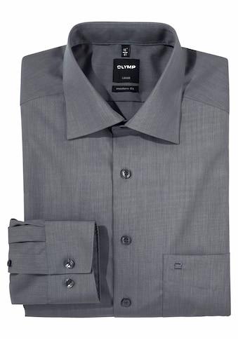 OLYMP Businesshemd »Luxor modern fit«, extra lange Ärmel, bügelfrei, mit Brusttasche,... kaufen