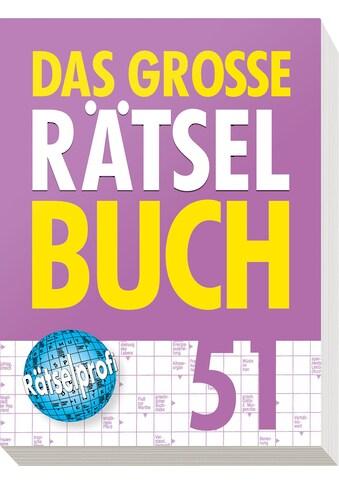 Buch Das große Rätselbuch Band 51 / DIVERSE kaufen