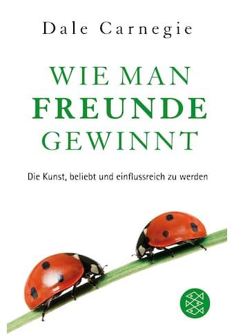 Buch »Wie man Freunde gewinnt / Dale Carnegie, Hedi Hänseler« kaufen
