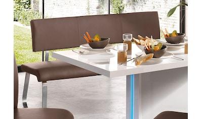 MCA furniture Polsterbank »Arco«, (1 St.), Polsterbank, belastbar bis 280 Kg kaufen