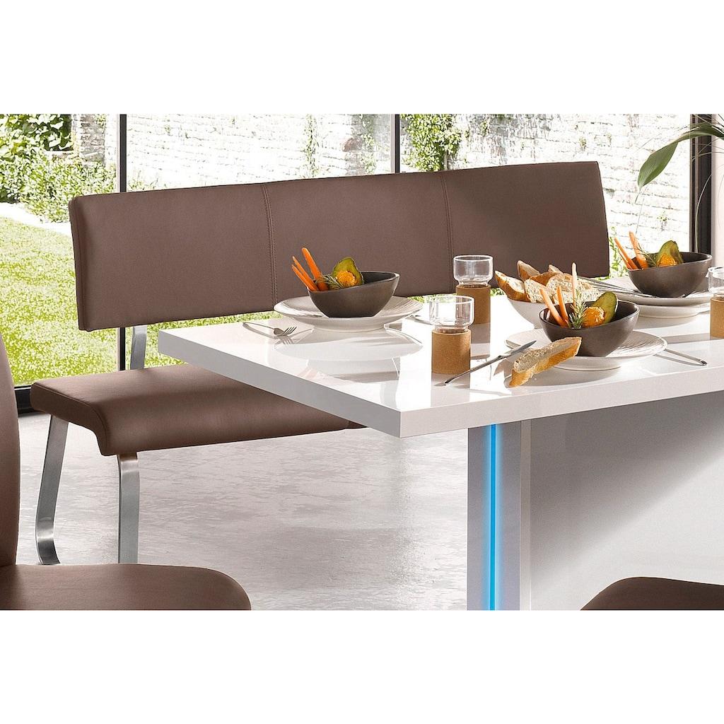 MCA furniture Sitzbank, belastbar bis 280 Kg, in verschiedenen Breiten