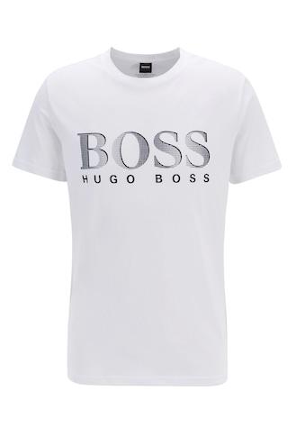 Boss Print-Shirt kaufen