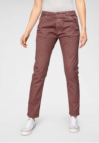 Please Jeans Boyfriend-Jeans »P85A«, lässige Jeans Hose mit Crinkle-Effekt und krempelbarem Bein kaufen
