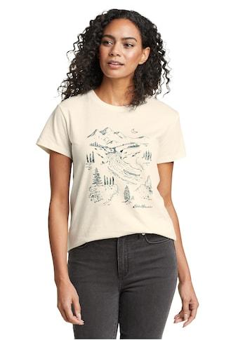 Eddie Bauer T-Shirt, Graphic Shirt - River Mountain kaufen