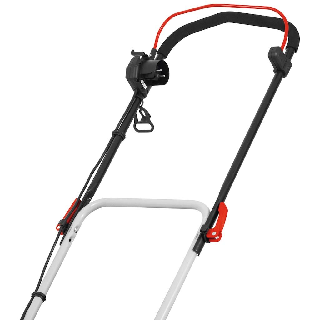 Grizzly Tools Elektrorasenmäher »ERM 1637-3 Stow«