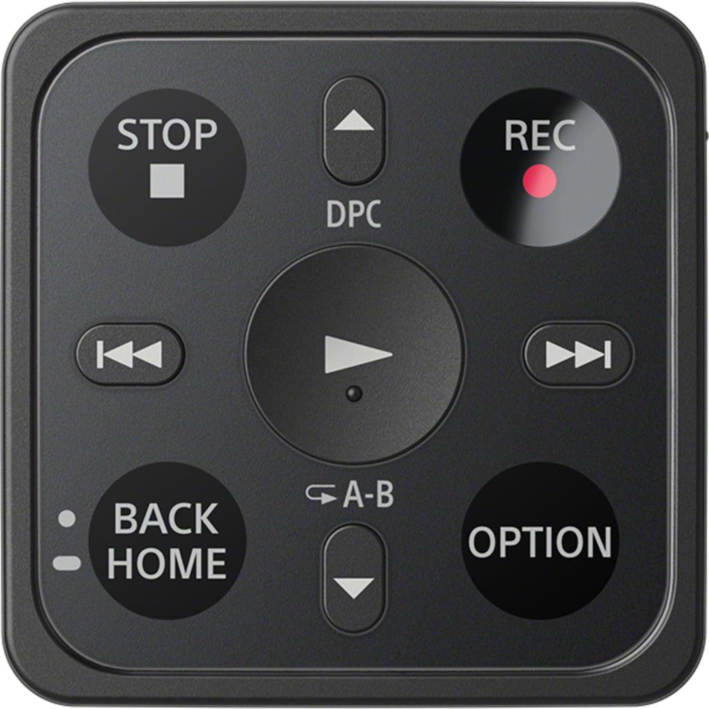 Sony Mikrofon »ICD-TX800B«, Diktiergerät