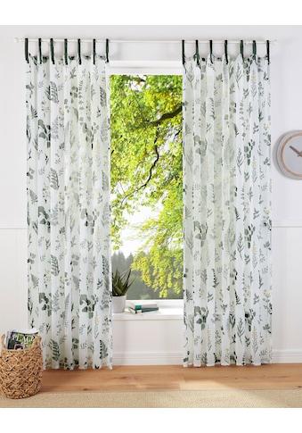 Home affaire Vorhang »HERBS« kaufen