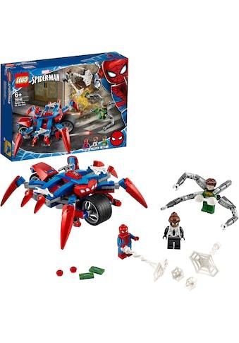 "LEGO® Konstruktionsspielsteine ""Spider - Man vs. Doc Ock (76148), LEGO® Marvel Super Heroes"", Kunststoff, (234 - tlg.) kaufen"