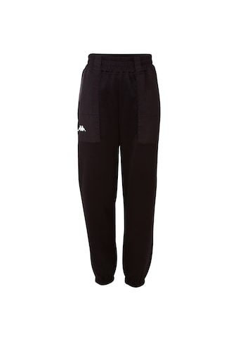 Kappa Jogger Pants »IVYNALA«, in weichem Materialmix<br /> kaufen