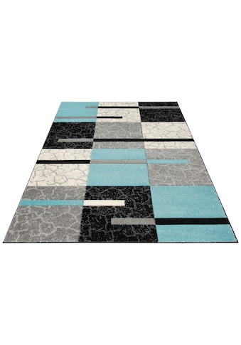 Teppich, »Lucien«, my home, rechteckig, Höhe 10 mm, maschinell gewebt kaufen