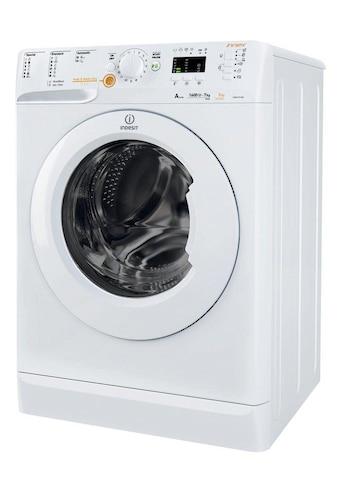 Waschtrockner, Indesit, »XWDA 751680X W EU« kaufen