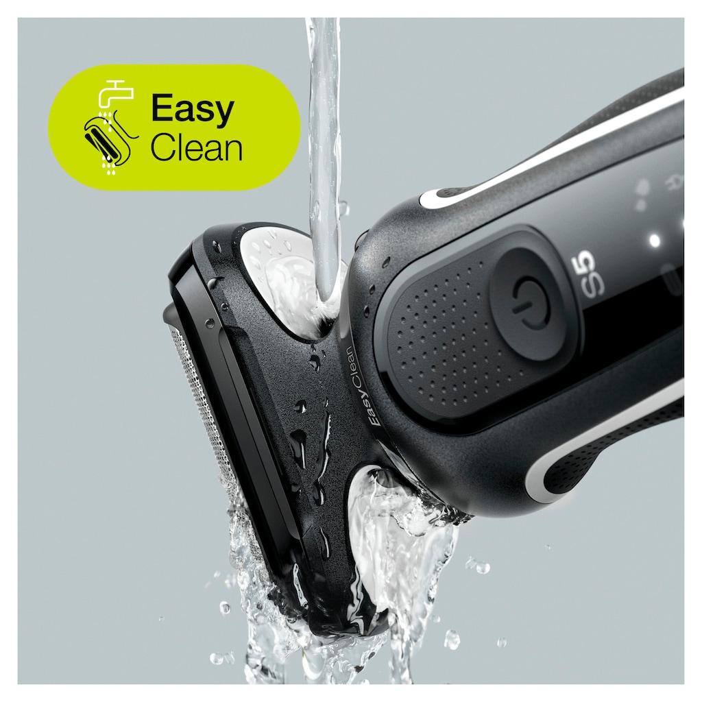 Braun Elektrorasierer »Series 5 50-W4200cs«, 1 St. Aufsätze