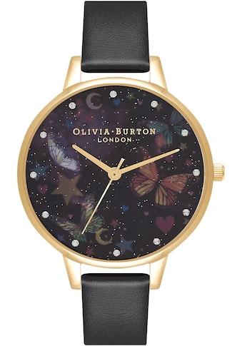 OLIVIA BURTON Quarzuhr »Night Garden, OB16WG82« kaufen