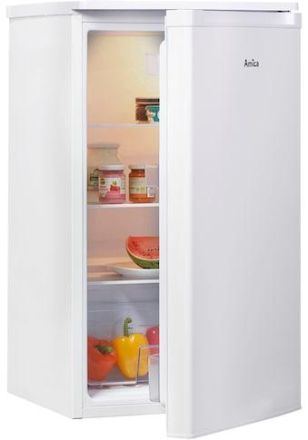 Amica Table Top Kühlschrank, 85 cm hoch, 48 cm breit kaufen