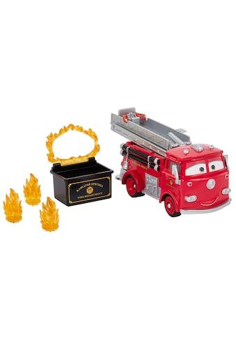Mattel® Spielzeug-Feuerwehr »Disney Pixar Cars, Farbwechsel Red« kaufen