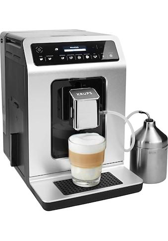 Krups Kaffeevollautomat »EA891D Evidence Metal Espresso-Vollautomat«, mit 15 Voreinstellungen kaufen