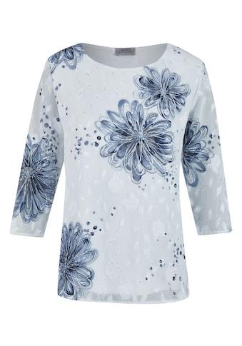 Seidel Moden Sommerliche 3/4 Arm Bluse kaufen