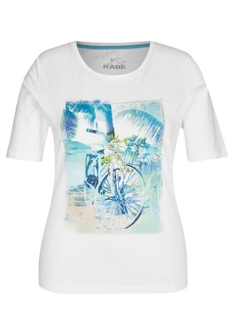 Rabe T-Shirt, mit Motivprint und Glitzerdetails kaufen