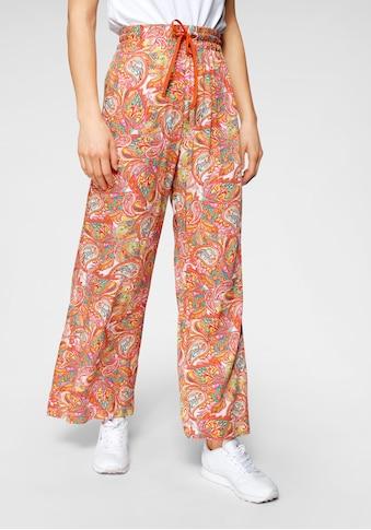Please Jeans Schlupfhose »P1M«, im multicolor Hippie Look kaufen