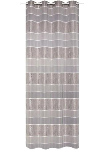 Vorhang, »GUL«, HOME WOHNIDEEN, Ösen 1 Stück kaufen