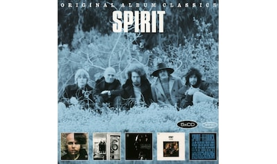 Musik-CD »Original Album Classics / Spirit« kaufen