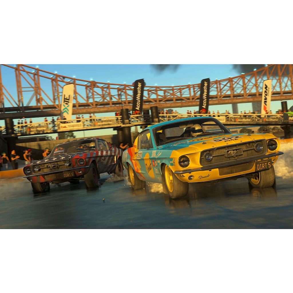 Codemasters Spiel »Dirt 5 - Launch Edition«, PlayStation 5