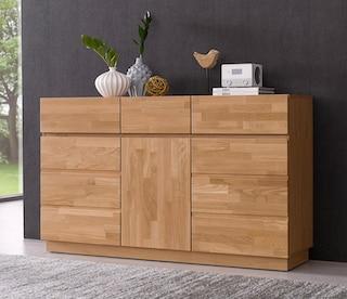 sideboard breite 140 cm kaufen bei otto. Black Bedroom Furniture Sets. Home Design Ideas