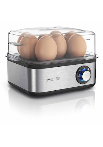 Arendo Edelstahl Eierkocher für bis zu 8 Eier kaufen
