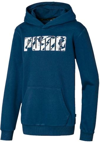 PUMA Kapuzensweatshirt »HOODY TRAINING BOYS« kaufen