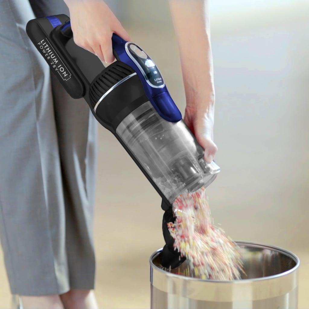 Trisa Akku-Hand-und Stielstaubsauger »Trisa Akkustaubsauger T 8020 Professional blau«