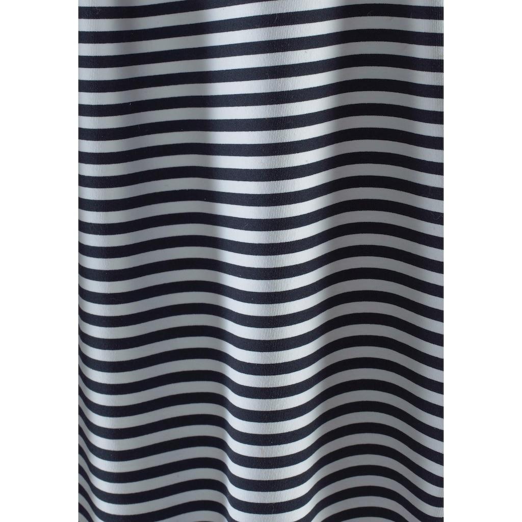 LASCANA Oversize-Tankini, im Streifendesign